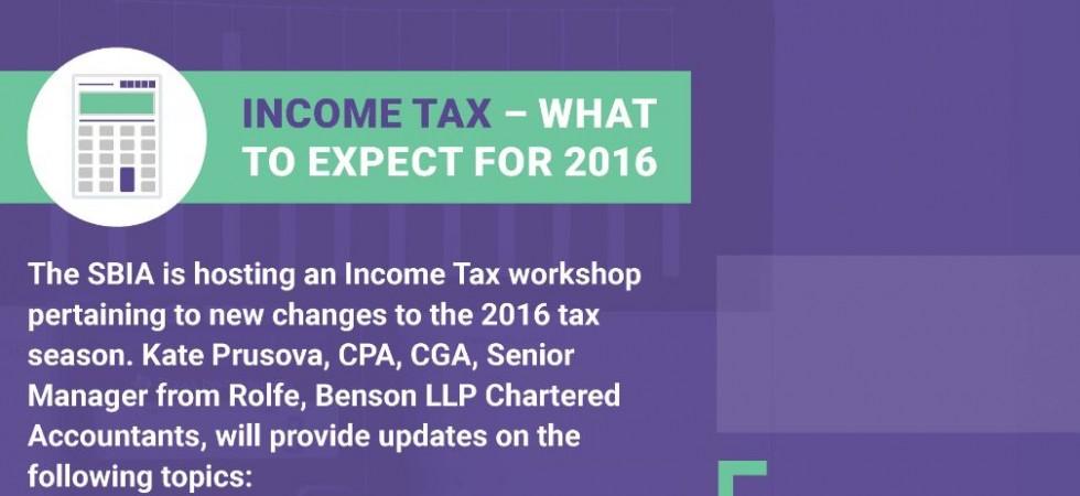 Slideshow image Income Tax