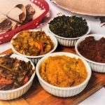 Dine Strathcona Axum Restaurant Feature Dish: Veggie Combo