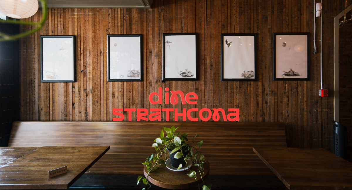 Dine Strathcona November 18 to 30