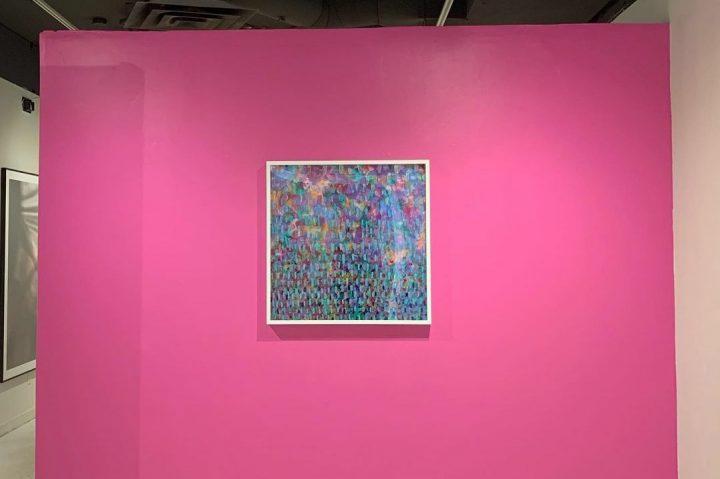 Photo of Tiko Kerr: PLEXUS exhibition at Monica Reyes Gallery
