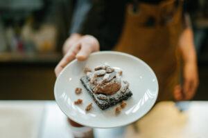 Belgard Kitchen Chocolate Espresso Brownie.