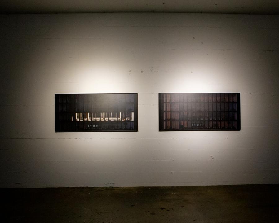 Works by Vilhelm Sundin at exhibit Soon at Monte Clark Gallery.